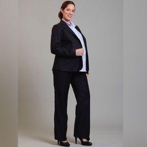 Oh Baby by Motherhood Pants - Oh Baby Motherhood Maternity Dress Slacks Pants 1X