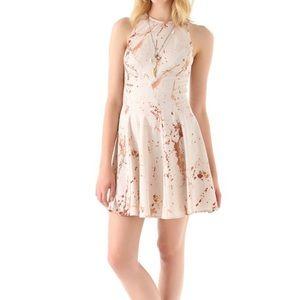 Zimmermann Dresses & Skirts - Zimmermann Split Coffee Dress