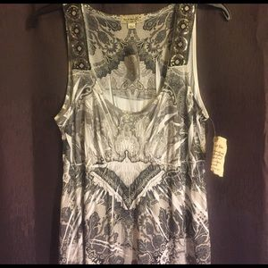 ONE WORLD Dresses & Skirts - NWT One World Maxi Dress, M