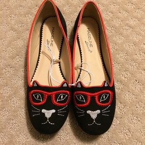 Madeline Stuart Shoes - Madeline Stuart bookworm Kitty flats