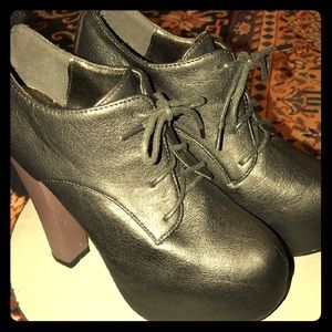 NEW F21 RETRO STYLE PLATFORMS J. CAMPBELL STYLE 8