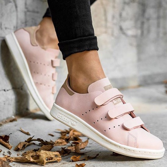 factory price b96f7 720ef Adidas x Stan Smith OP CF W Vapour Pink Sneakers