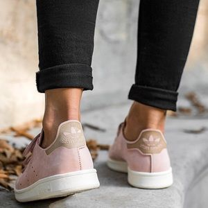 buy online 4d971 8fadd Adidas Shoes - Adidas x Stan Smith OP CF W Vapour Pink Sneakers