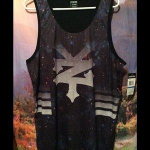 Zoo York Other - Galaxy Zoo York men's tank top Super Cool