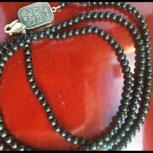 King Baby Studio Other - KING BABY STUDIO black onyx necklaces