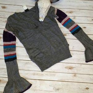 Just Cavalli Sweaters - Just Cavalli rare bell sleeve sweater