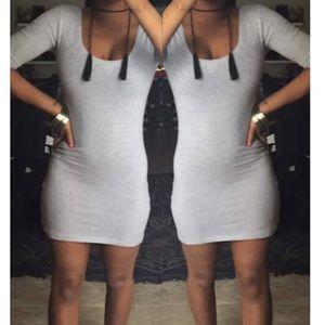 Bodycon Dress Large