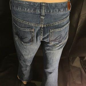 Women's Express Jeans Rn 55285 on Poshmark