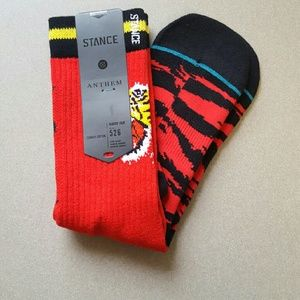 Stance Other - Stance Chicago Tribute socks - L