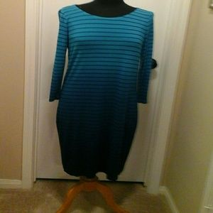 Ellen Tracy  T shirt dress
