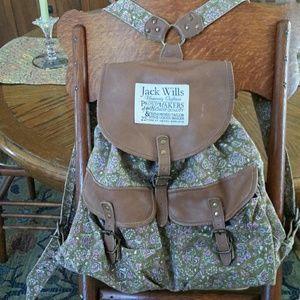 Jack Wills Handbags - Jack Wills backpack