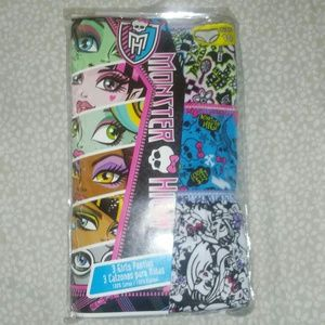 monster high Other - New MH Panties