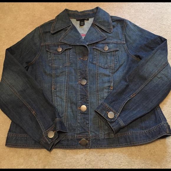 4f62abef9 Venezia by Lane Bryant denim jacket