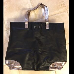 NWT large Jimmy Choo tote bag