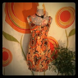 B Darlin Dresses & Skirts - B. Darling Geometric Mini Dress NWT VERY CUTE