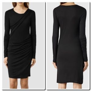 All Saints Dresses & Skirts - All Saints Tundra Sleeve Dress US 6