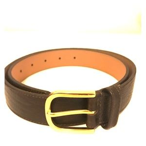 A.P.C. Accessories - A.P.C Leather Belt