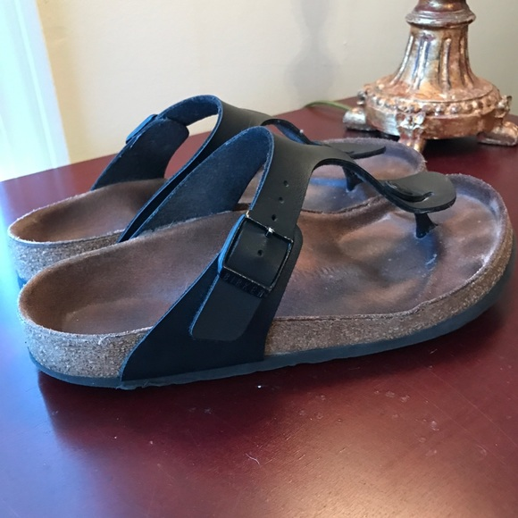 610657cfab1d Birkenstock Shoes - Birkenstock Gizeh Size 36 - Used Condition
