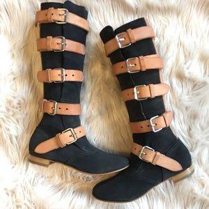 Vivienne Westwood Women's Pirate Boots NIB