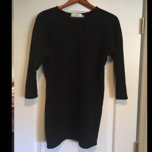 Dresses & Skirts - Wool minidress