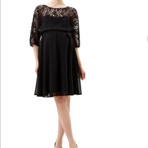 Kimi and Kai Dresses & Skirts - Kimi and Kai Piper Lace Maternity Dress