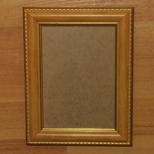 Other - Wooden picture frame