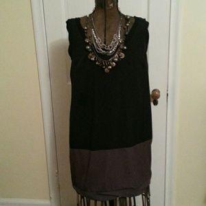 Thakoon Dresses & Skirts - Two tone sleeveless dress
