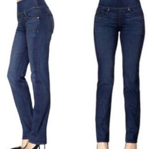 SPANX Denim - Spanx signature straight slimming jeans pants nwt