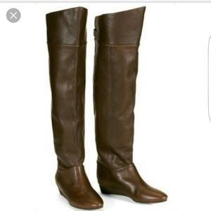 Soft Surroundings  Shoes - Soft surrounding Berkeley Over the knee Boots