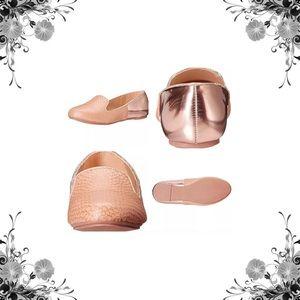 Kensie Girl Other - Kensie Girl Pink Crocodile Loafer
