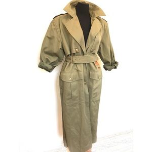 Vintage Jackets & Blazers - Gorgeous Vintage 90's Trench Coat