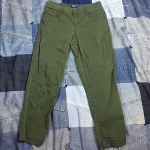 Pendleton Women's 97% cotton 3% spandex pants
