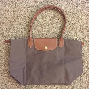 Longchamp Le Pliage Medium Brown