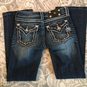Miss Me Other - 💖Girls Miss Me Jeans Boot cut jeans