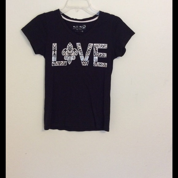 miss me 4 day sale ��� miss me girls tshirt from bs