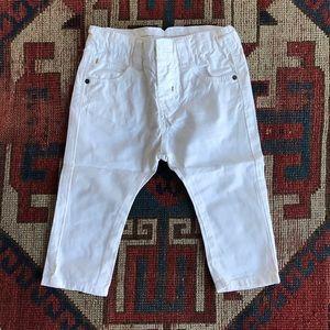 Zara Other - White Zara Pants