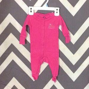 Gerber Other - Pink PJ's - 6 Months