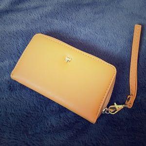 2 Chic Handbags - NEW Saffiano Textured Wallet or Wristlet