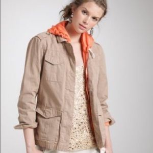 J. Crew Jackets & Blazers - J.Crew Women's Solid Cotton Lieutenant Jacket.