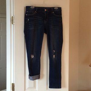 White House Black Market Denim - Crop jeans