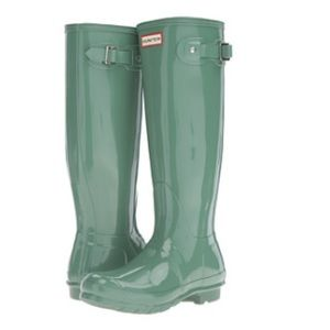 Brand new Hunter original rain boots