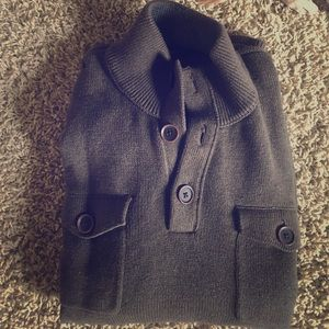 Banana Republic Other - Banana republic olive green sweater