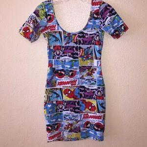 Marvel Dresses & Skirts - Vintage Marvel Comics Dress