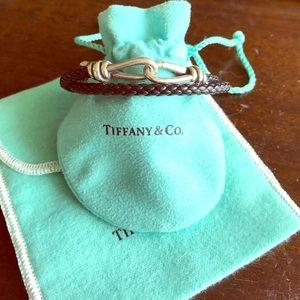 Tiffany & Co. Accessories - Tiffany Paloma Picasso Double Braid Wrap Bracelet