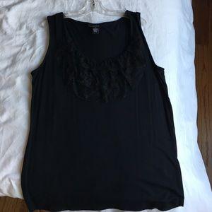 Alfani Tops - Alfani top with lace detailing