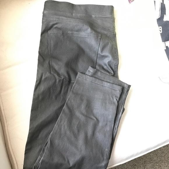 f89625b445f5c2 Madewell Pants | Leather Leggings | Poshmark