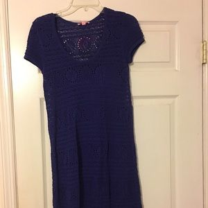 Lilly Pulitzer Sweater Dress