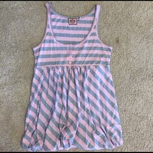 Juicy Couture Tops - Juicy Couture Babydoll Tank Top