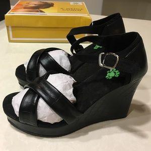 Dawgs Shoes - MAKE OFFER!! Dawgs platform wedge COMFORT heels