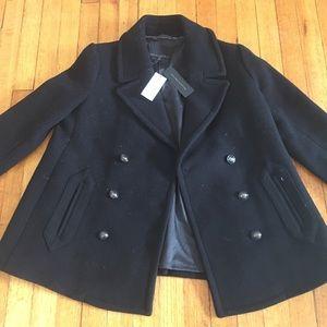 14951ce01f3 Banana Republic Jackets   Coats - Banana Republic Wool Peacoat - S -  Retails  268